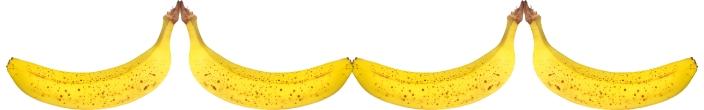 banany dvakrat